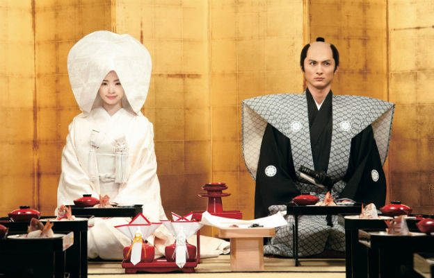 A Tale of Samurai Cooking - A True Love Story w/Pour Retourner
