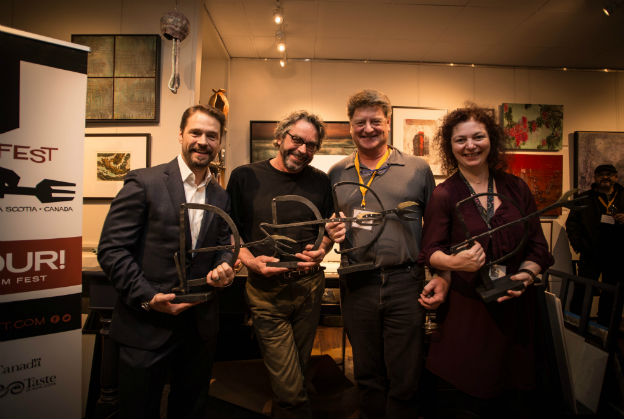The Golden Tine Awards Brunch with Chef Todd Perrin (Mallard Cottage) & Chef Martin Ruiz Salvador (Fleur de Sel)