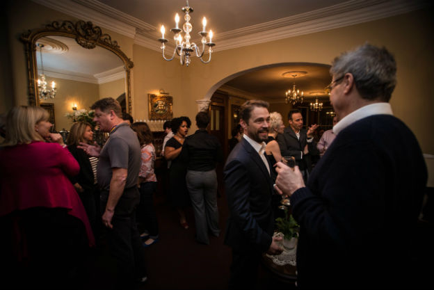 Dinner with Chef Jesse Vergen (Saint John Ale House) & Chef Sean Laceby (The Blomidon Inn)