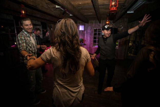 Devour! Kitchen Party with Wendy MacIsaac, Brad Davidge & Friends