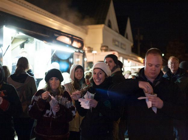 Select Nova Scotia Food Truck Rally
