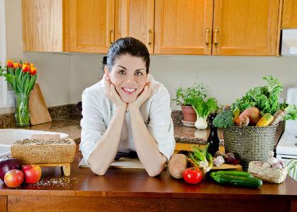 Lauren Marshall_enVie A Vegan Kitchen