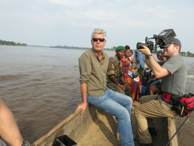Producing Food Television with Michael Steed, Mind of a Chef & CNN's Anthony Bourdain: Parts Unknown