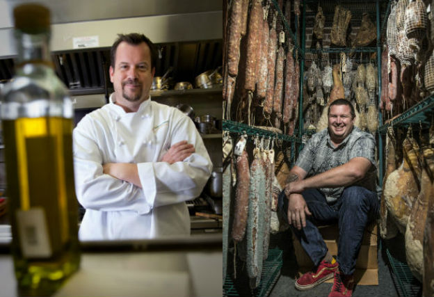 The Cajun-Acadian Express featuring Lunch with Chef Stephen Stryjewski (Pêche Seafood Grill) & Chef Jason Lynch (Le Caveau)