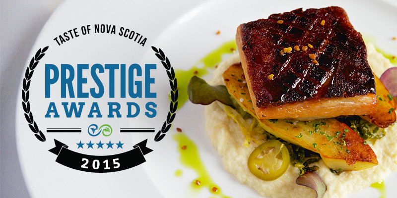 Taste of Nova Scotia Prestige Awards