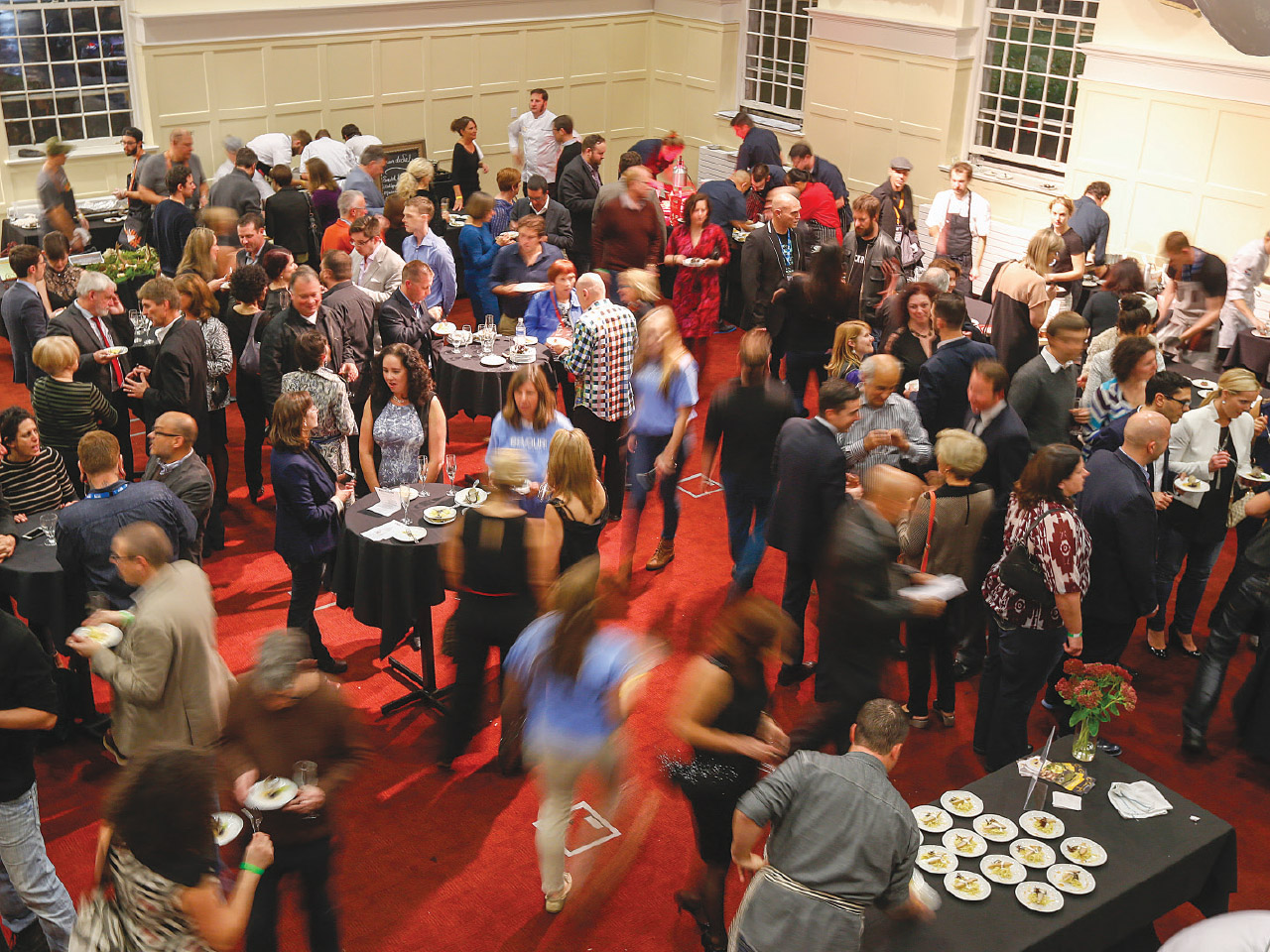 Devour Opening Gala Reception presented by Taste of Nova Scotia