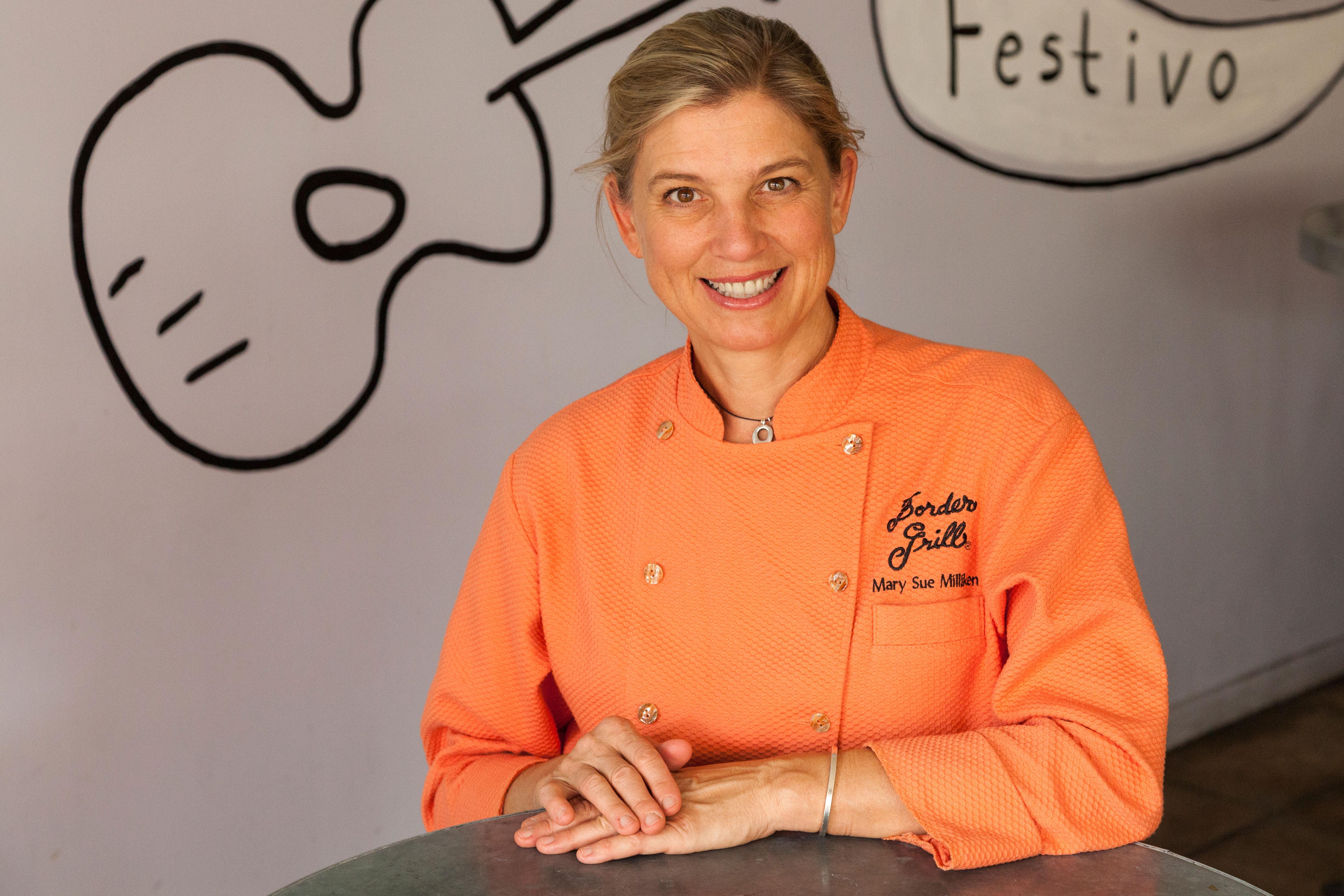 Culinary Workshop & Lunch with Chef Mary Sue Milliken & Chef Bob Blumer
