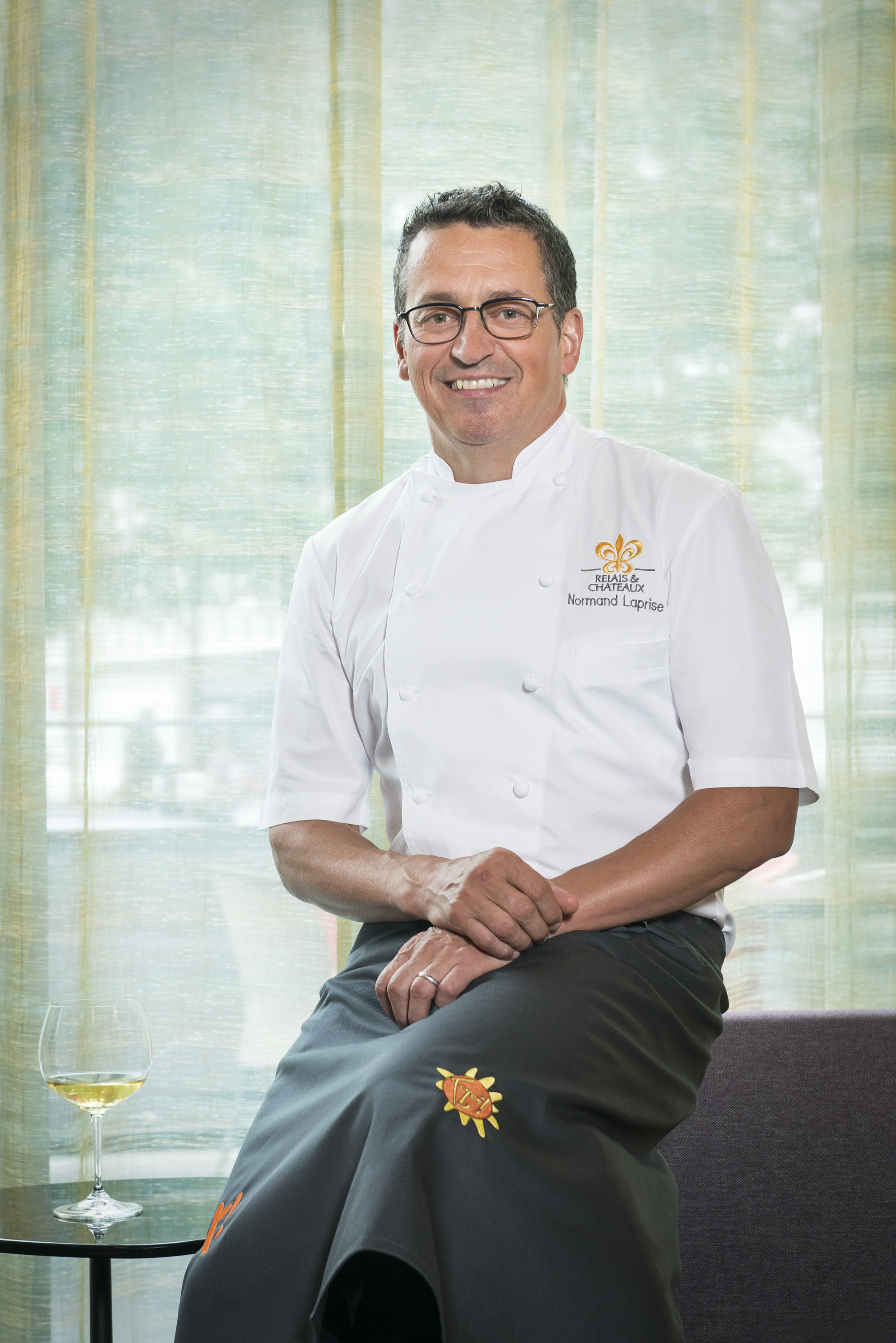 Culinary Workshop with Chef Normand Laprise