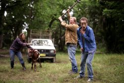 Actors - Sacha Horler, Steve Rodgers, Nicholas Bakopoulos-Cooke Photographer - Matt Hart