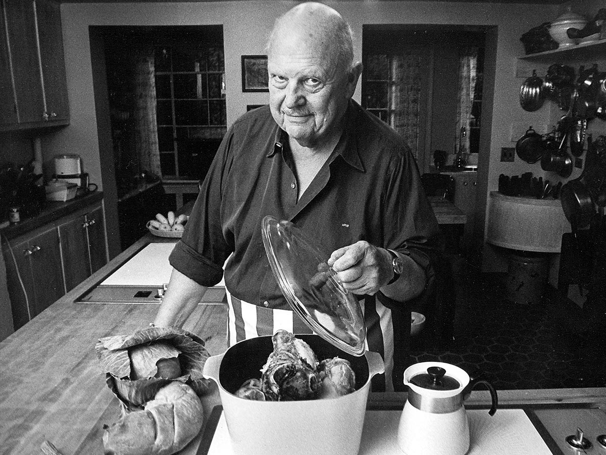 James Beard: America's First Foodie w/Buffet