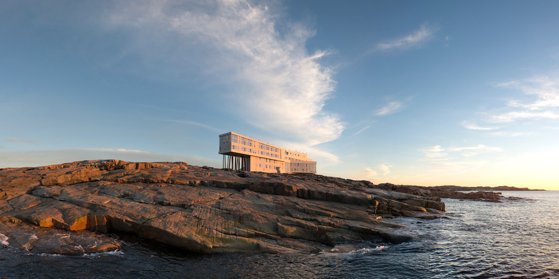 Devour! A Film & Food Weekend at Fogo Island Inn