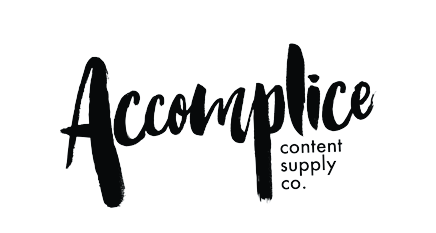 Accomplice Content Supply Co.