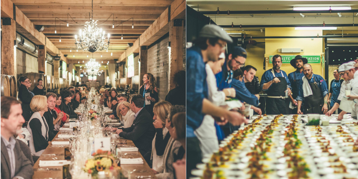 Devour! Chefs & Short Gala Dinner