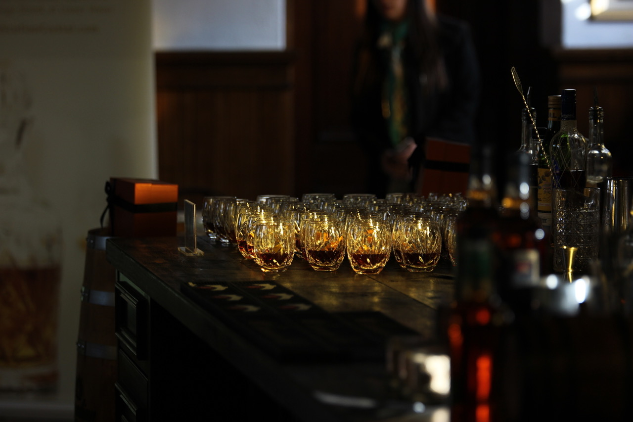 Whisky Luncheon Workshop with the Whiskey Lassie & Chef Martin Ruiz Salvador