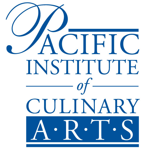Pacific Institute of Culinary Arts logo
