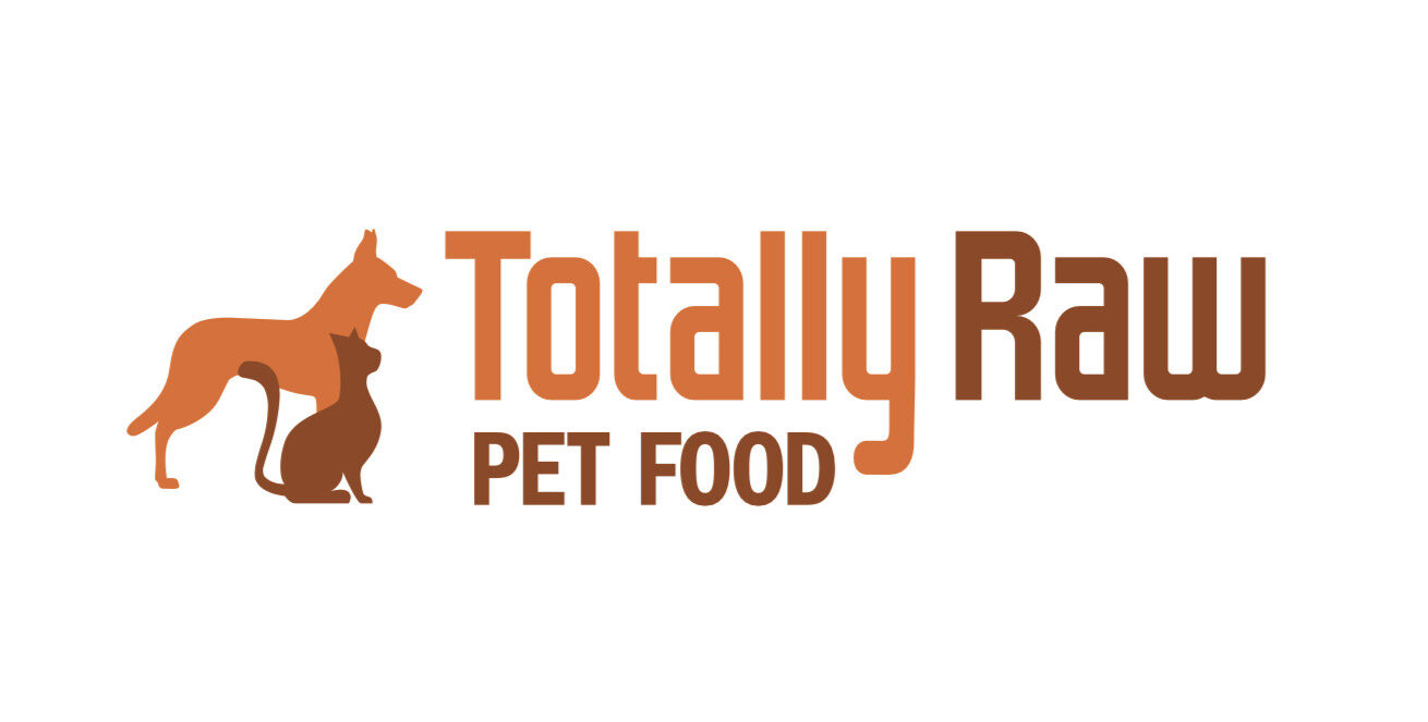 Totally Raw Pet Food logo