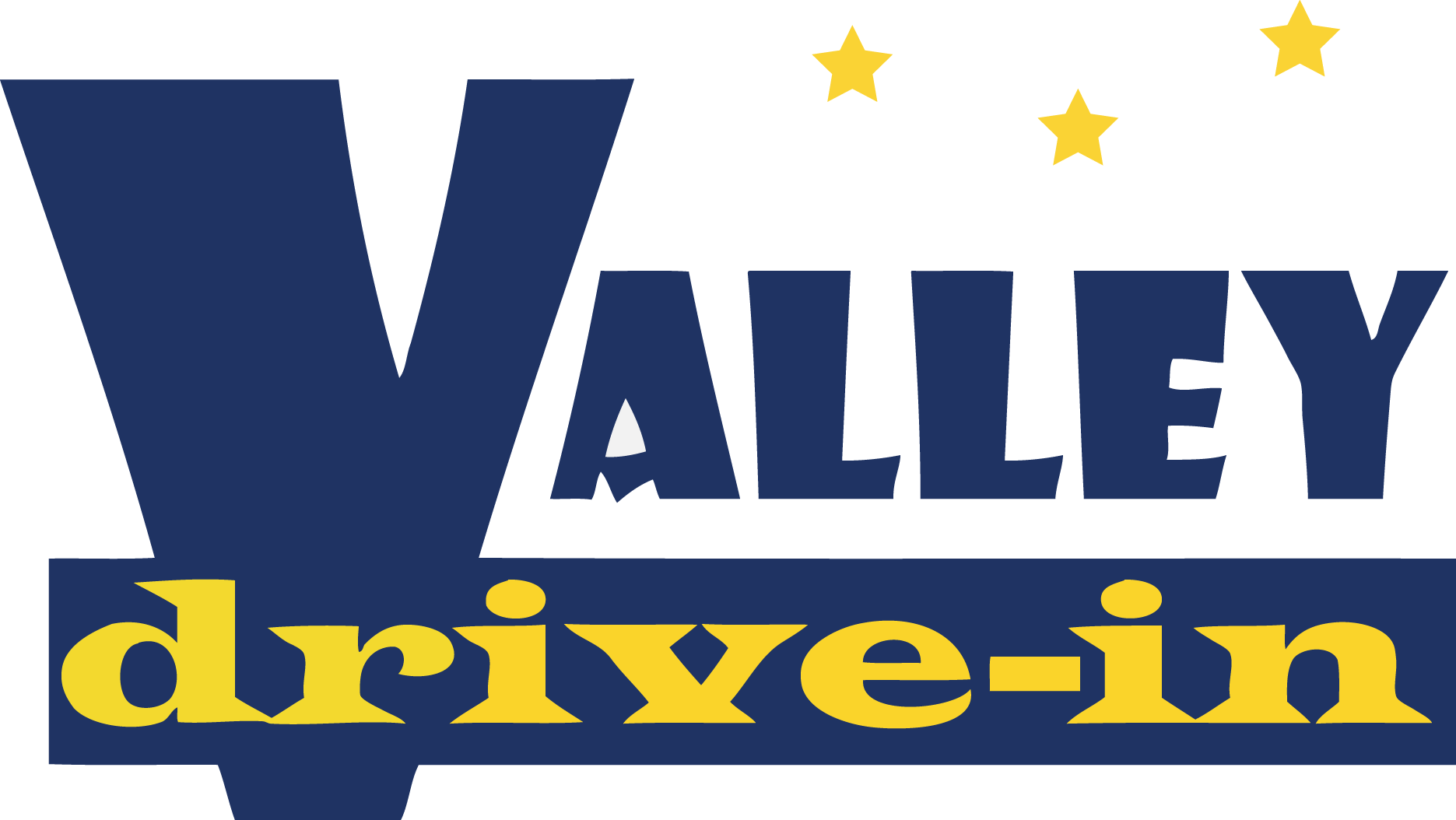 Valley Drive-In Theatre logo