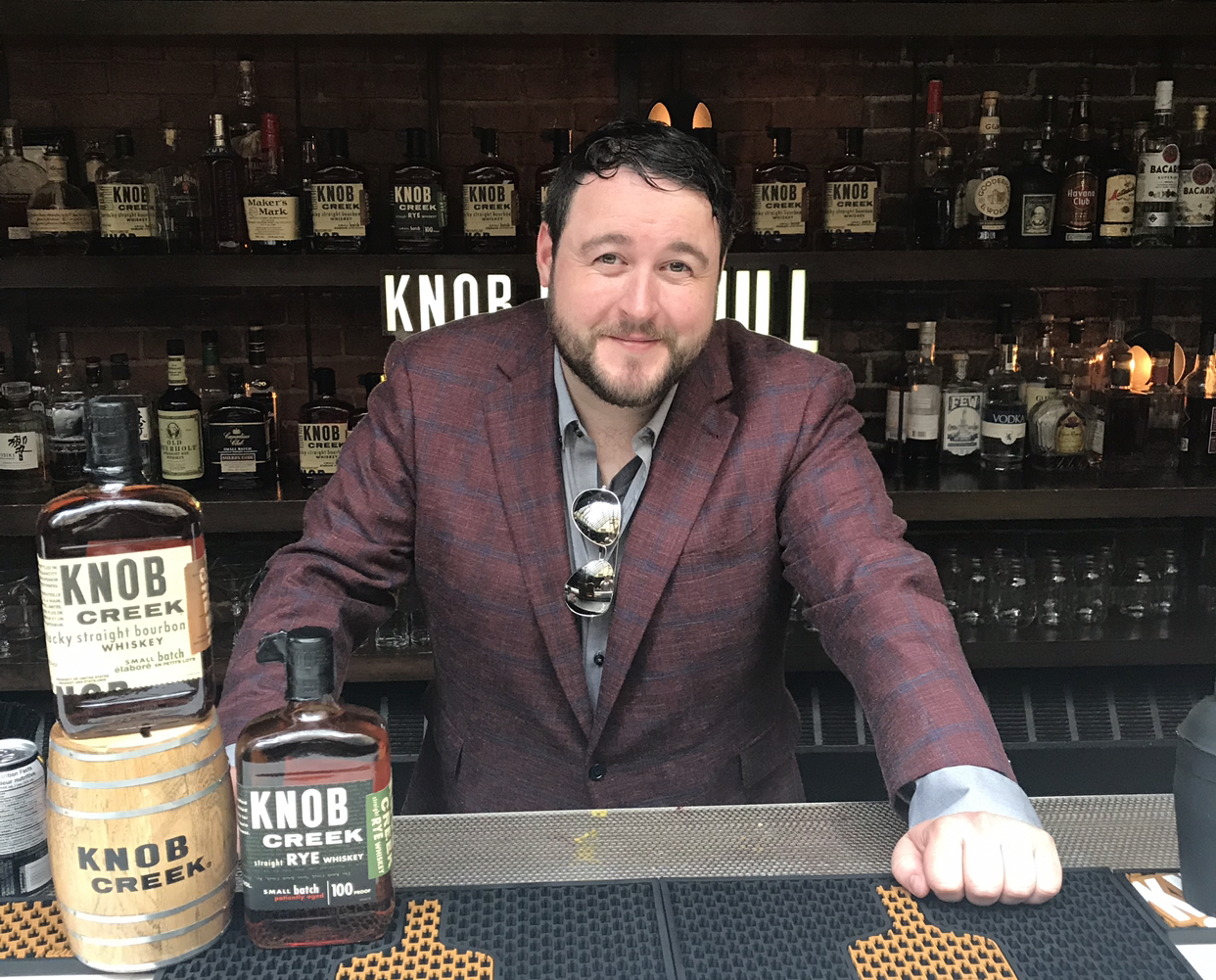 Signature Cocktails Workshop w/Ray Daniels - IN PERSON