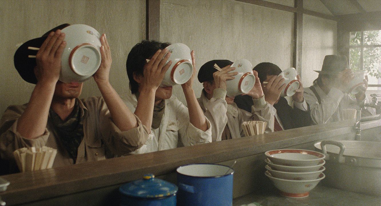 Devour! Opening Gala Film Tampopo curated by Tomson Highway w/winner of the Nourish NS Food & Film Challenge - IN PERSON