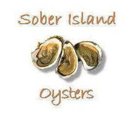 Sober Island Oysters logo