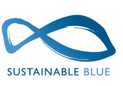 Sustainable Blue logo